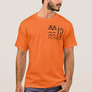 Glyph Alaska 1 T-Shirt