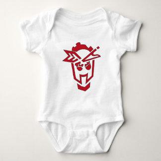 Glyph industrial de la plantilla de Sgt.STFU Body Para Bebé