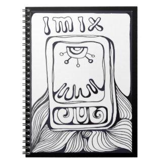 Glyph maya libros de apuntes
