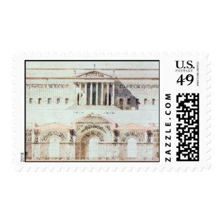 Glyptotek In Munich By Klenze Leo Von (Best Qualit Postage Stamps