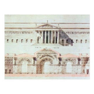 Glyptotek In Munich By Klenze Leo Von (Best Qualit Post Card