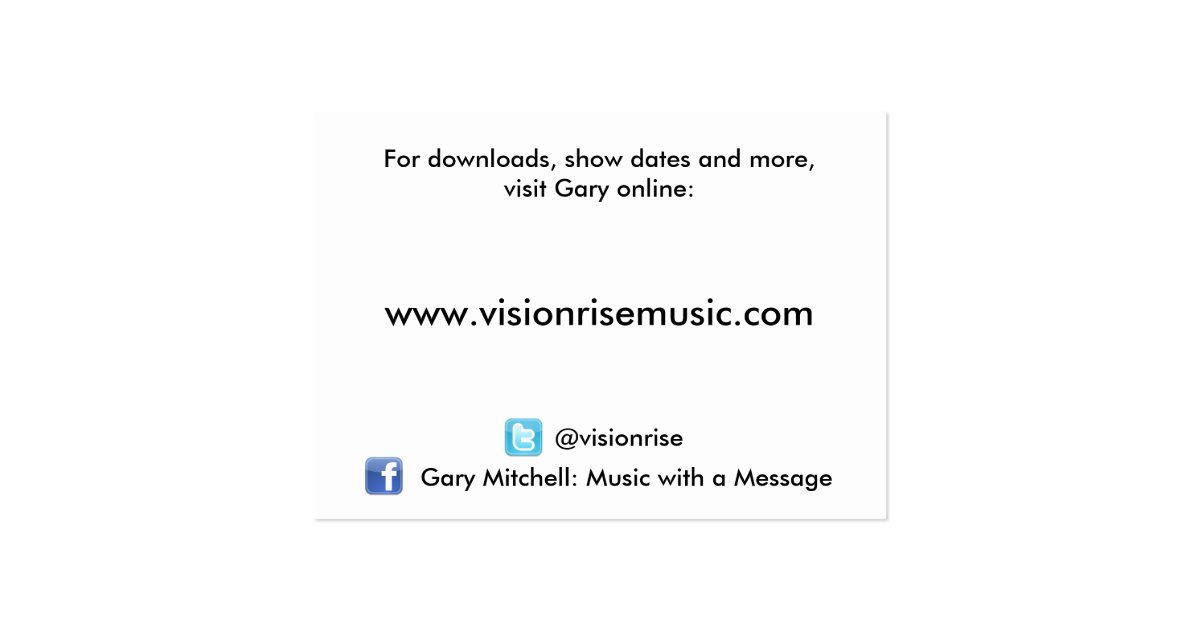 GM Business Cards