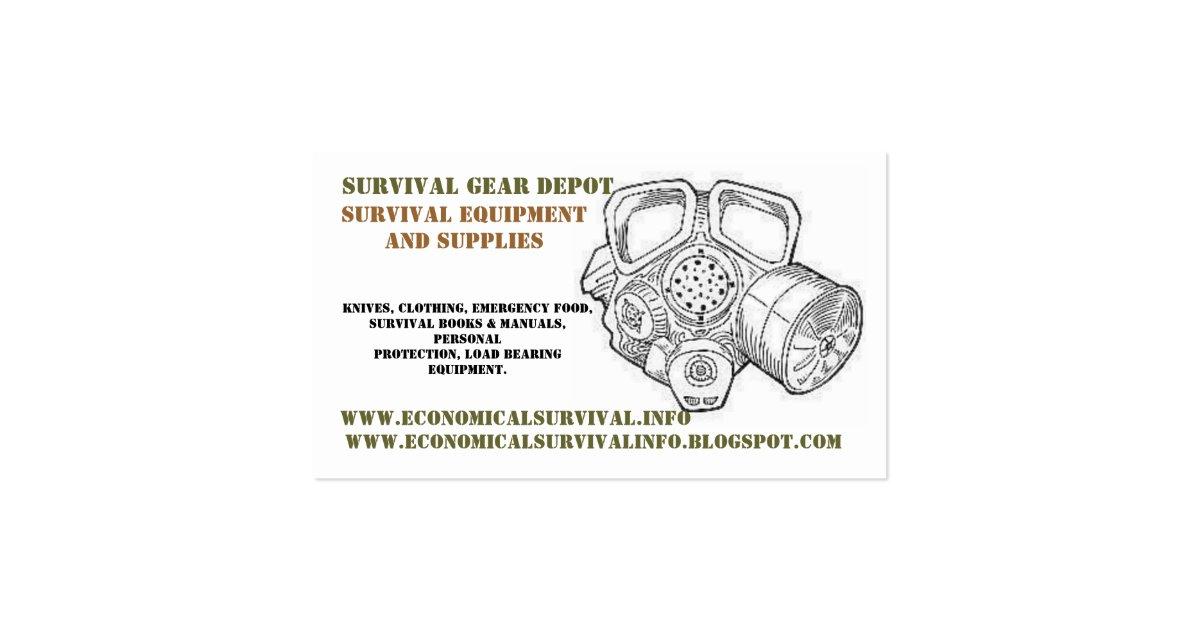 gm drawing 2 Survival Gear Depot Survival