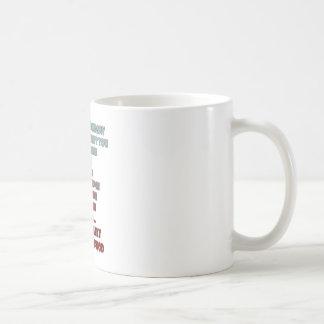 GM Foods Coffee Mug
