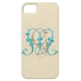 GM MG Monogram iPhone SE/5/5s Case