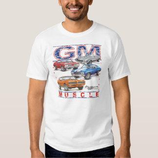 GM Muscle T Shirt