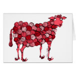 GM sheep (red) Card