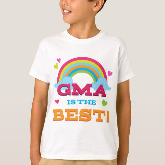 Gma Is the Best T-Shirt