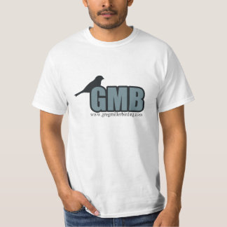 GMB website men's t-shirt