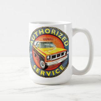 GMC Jimmy Coffee Mug