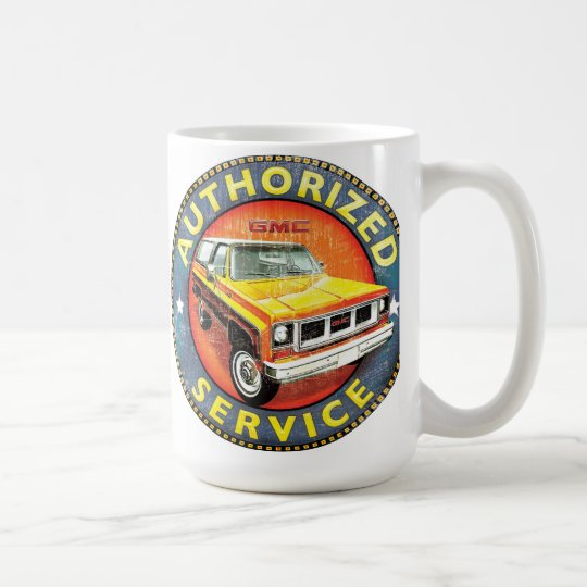 GMC Jimmy Coffee Mug