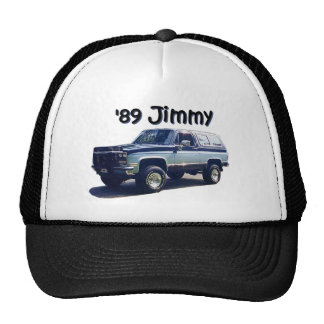 GMC:  Jimmy Gorros