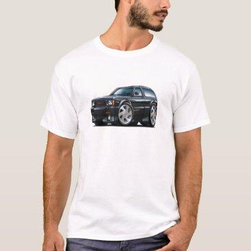 maddmaxart GMC Typhoon Black Truck T-Shirt