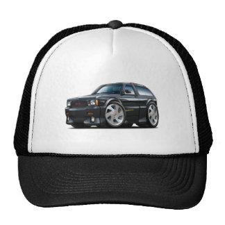 GMC Typhoon Black Truck Trucker Hat