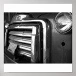 GMC viejo que cultiva el camión que fotografié Impresiones