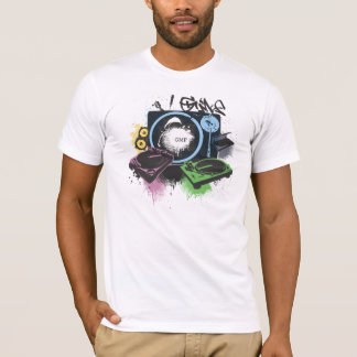 GMF Turntables T-Shirt