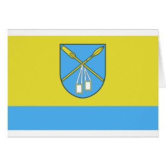 gmina Moszczenica , Poland Greeting Card