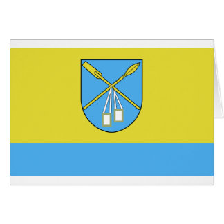 gmina Moszczenica, Polonia Tarjeta De Felicitación