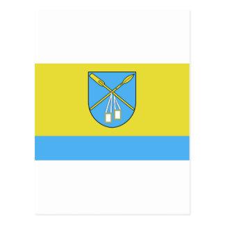 gmina Moszczenica, Polonia Tarjeta Postal