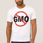 GMO CAMISETA