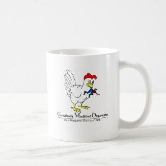 GMO Chicken Coffee Mug
