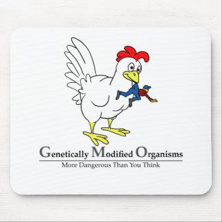 GMO Chicken Mouse Pad