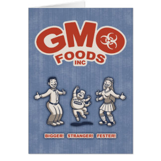 GMO Foods Card
