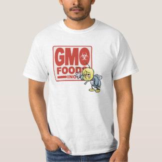 GMO Foods Inc - abeja Camisas