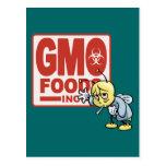 GMO Foods Inc -Bee Postcard