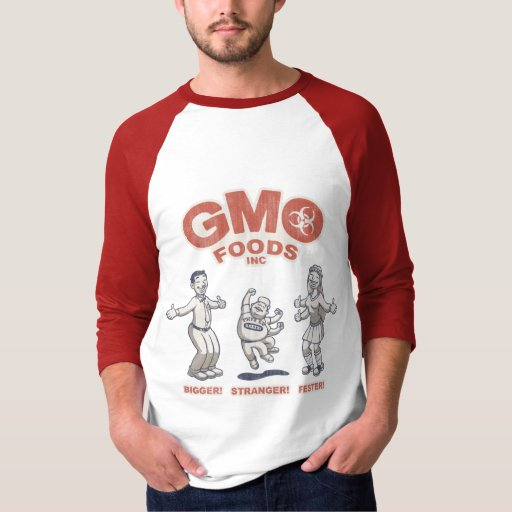 GMO Foods Shirt