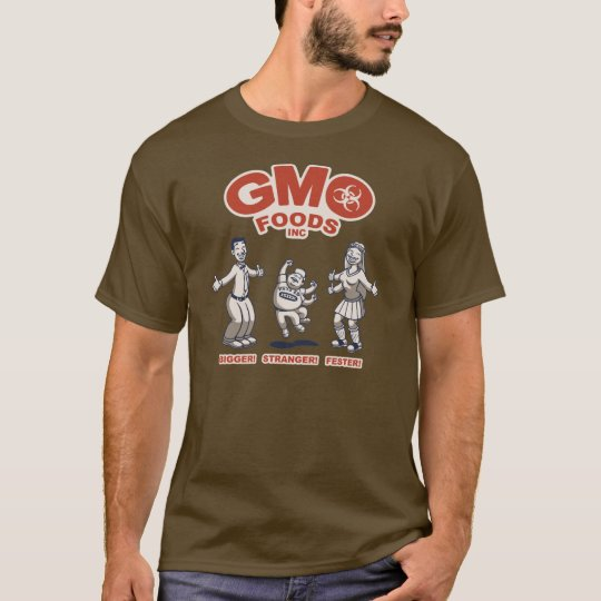 GMO Foods T-Shirt