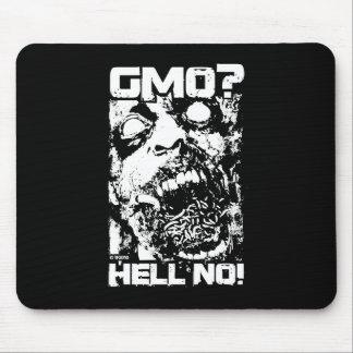 GMO FRANKEN FOOD MOUSE PAD
