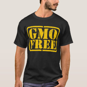 GMO Free - Amber T-Shirt