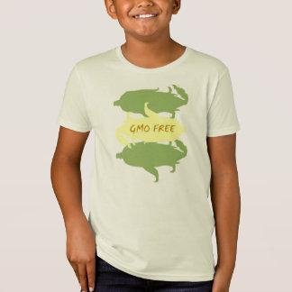 GMO FREE Corn Organic T-Shirt