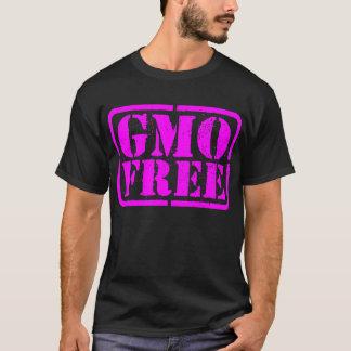 GMO Free - Magenta T-Shirt