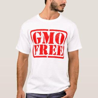 GMO Free - Red T-Shirt