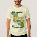 GMO-Free Santa Cruz, GMOs Untested, Unlabeled Shirt