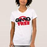 GMO libera Camisetas