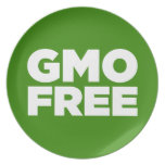 GMO LIBRE (VERDE) PLATO DE CENA