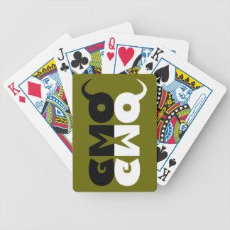 gmo - omg baraja cartas de poker