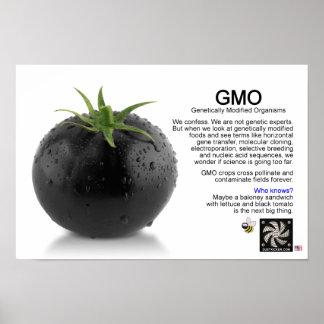 GMO POSTER