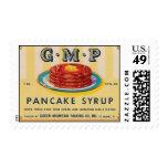 gmp pancake syrup postage stamp