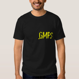 GMPS Official Team Member shirts