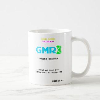 GMR COFFEE MUG