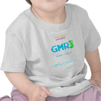 GMR - NMH Gamer Gaming Hi Score Video Games Tees