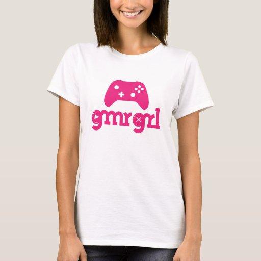 gmrgrl - Xbox un regulador Playera