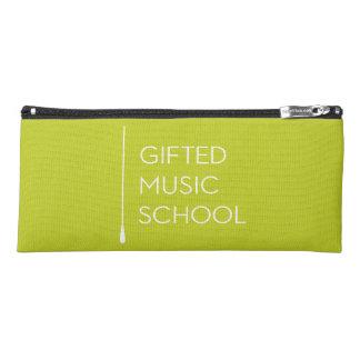 GMS Green Pencil Case