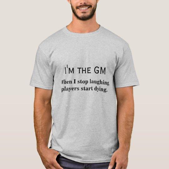 GM's Threat T-Shirt