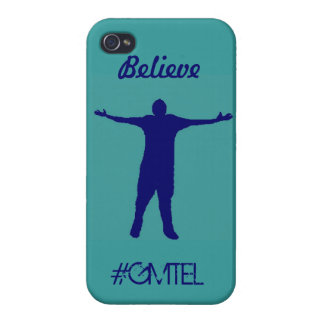GMTEL Believe case iPhone 4 Cover