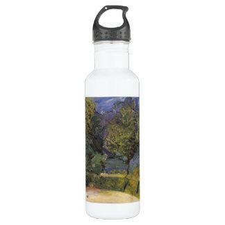 Gmunden in the background by Richard Gerstl 24oz Water Bottle